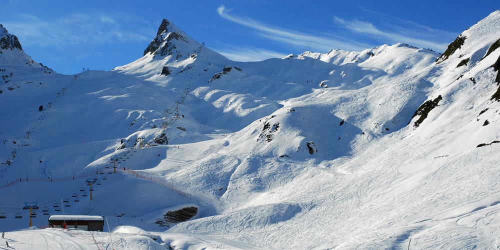 Belle journée de ski sur les pistes de Luz Ardiden - © N'PY / Luz Ardiden