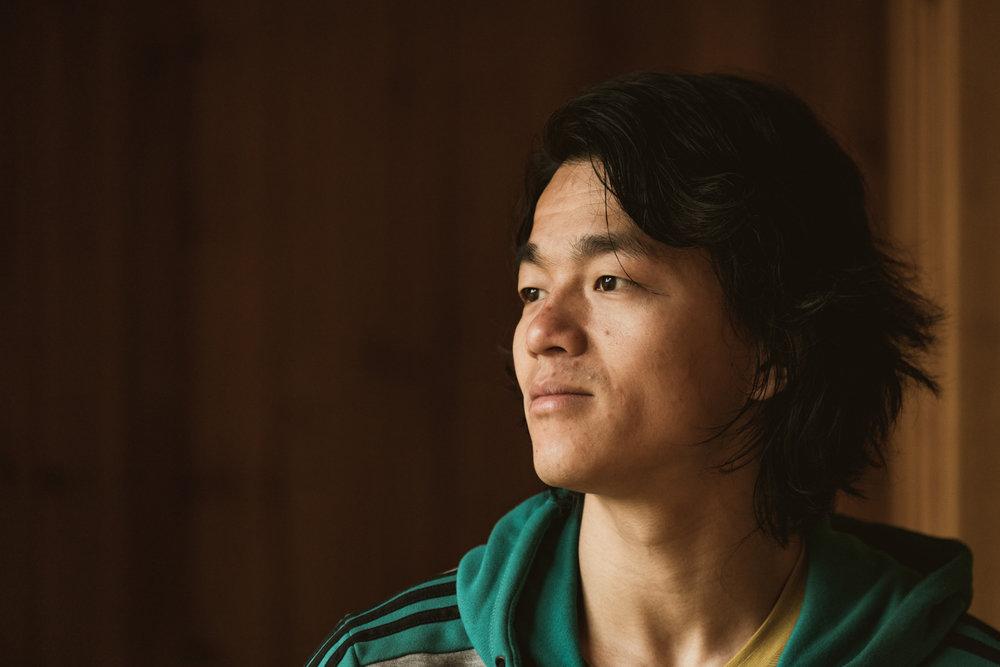 Liu Yongbang (Abond) - ©adidas outdoor | Frank Kretschmann
