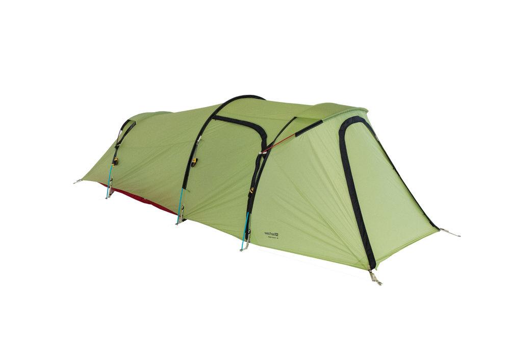 Wechsel Tents Approach 2 - ©Wechsel