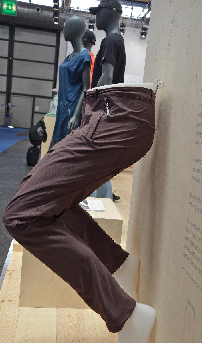 Neue Hosen-Schnittform bei Houdini - ©bergleben.de