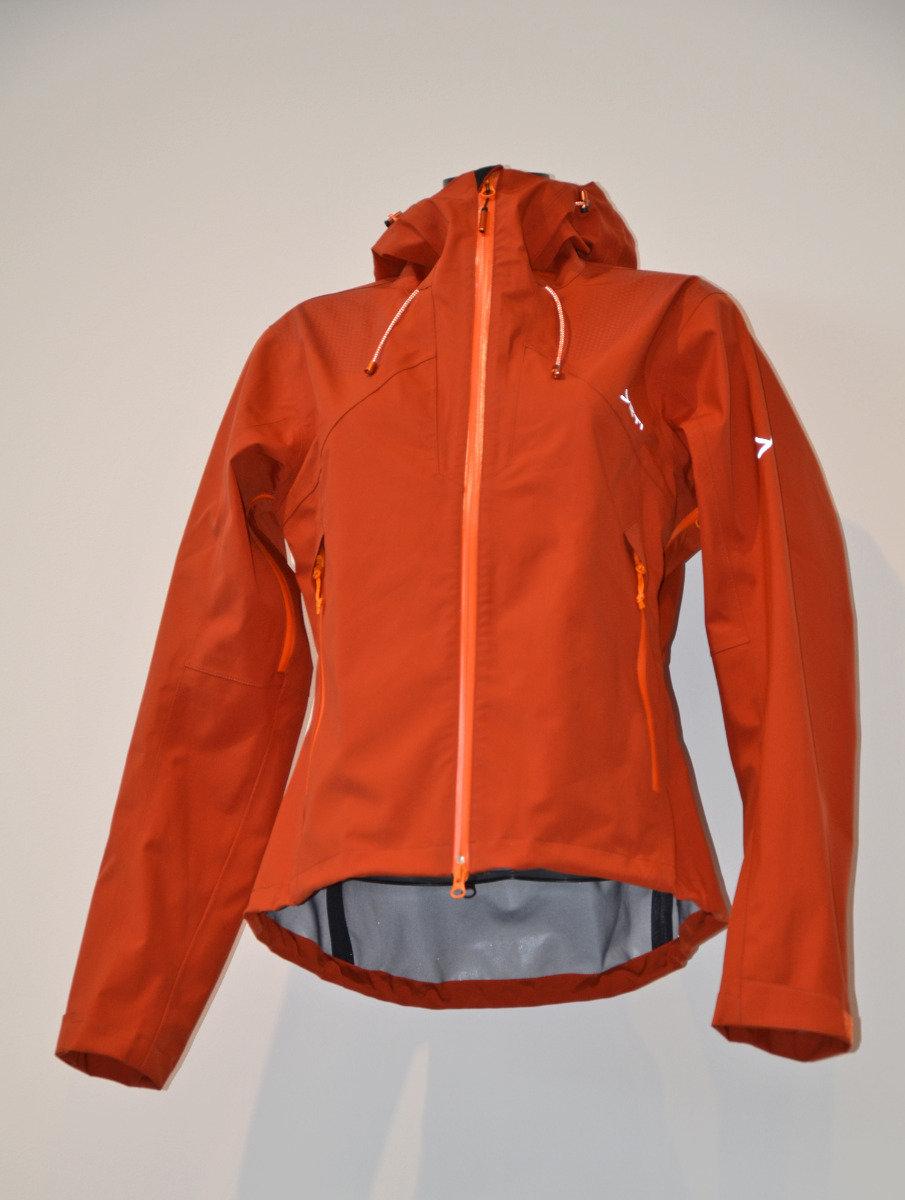 Yetis neue 3-Lagen-Jacke mit Toray Membran - ©bergleben.de