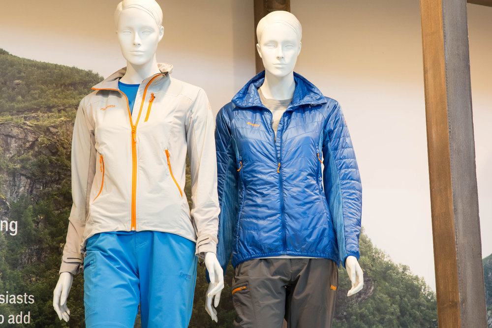 Bergans Slingsby Insulated Hybrid Jacket - ©Bergleben.de