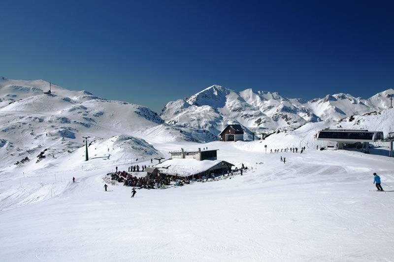 Ski resort Bohinj - Vogel