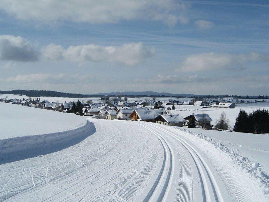 La station de ski des Fourgs - © Les Fourgs Tourisme