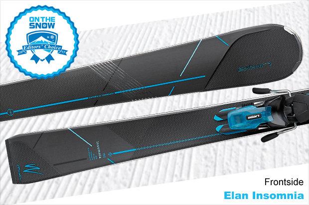 Elan Insomnia, women's 16/17 Frontside Editors' Choice ski. - © Elan