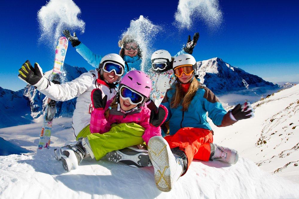 Nejlepší rodinná lyžařská střediska nabízejí zábavu na sněhu pro návštěvníky každého věku! - © Gorilla - Fotolia.com