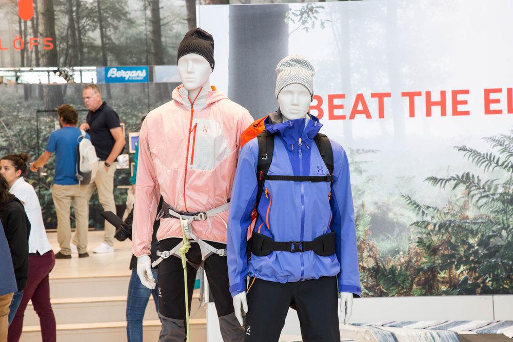 Das Aran (Valley) Jacket wurde von Haglöfs zusammen mit Edurne Pasaban entwickelt - © Bergleben.de