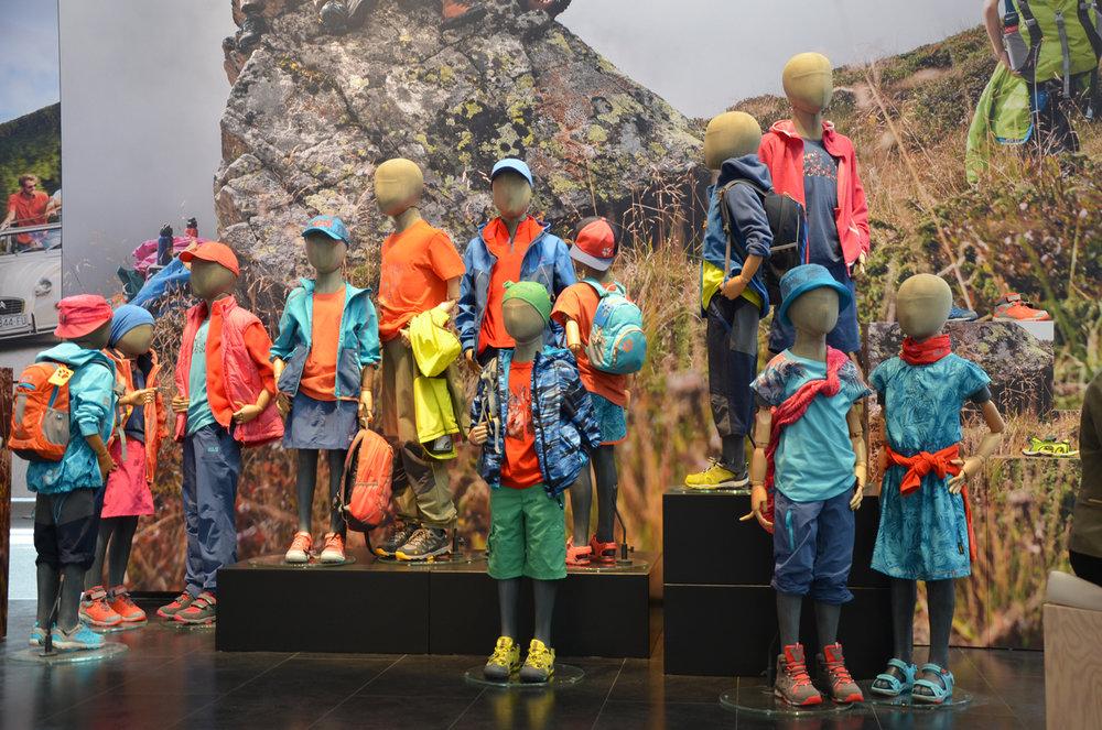 Jack Wolfskin Kinderkollektion 2017 - © bergleben.de