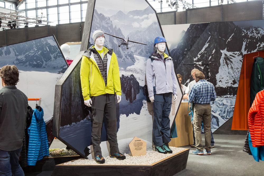 Kollektion von Mountain Hardwear für 2017 - © Bergleben.de