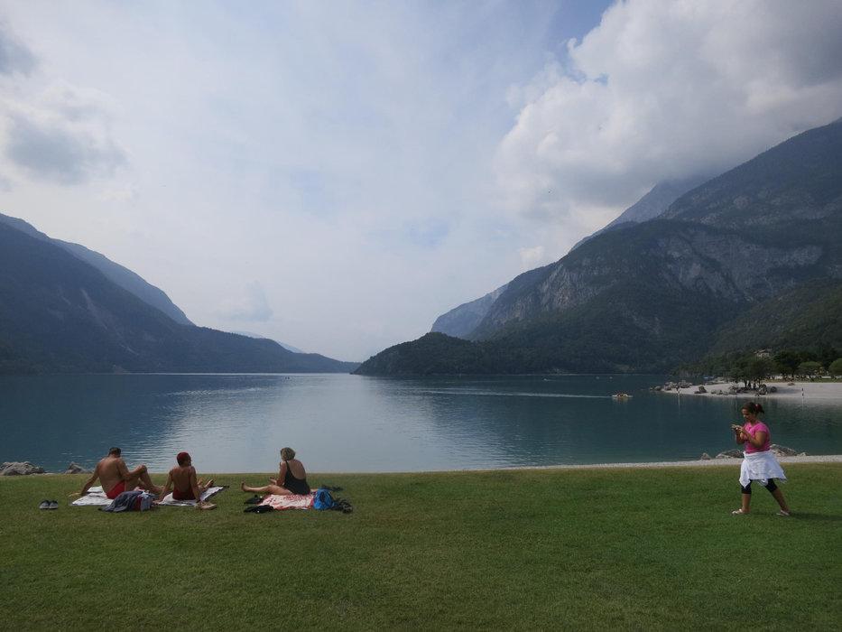 Das Trentino verspricht beste Wasserqualität  - © Armin Herb