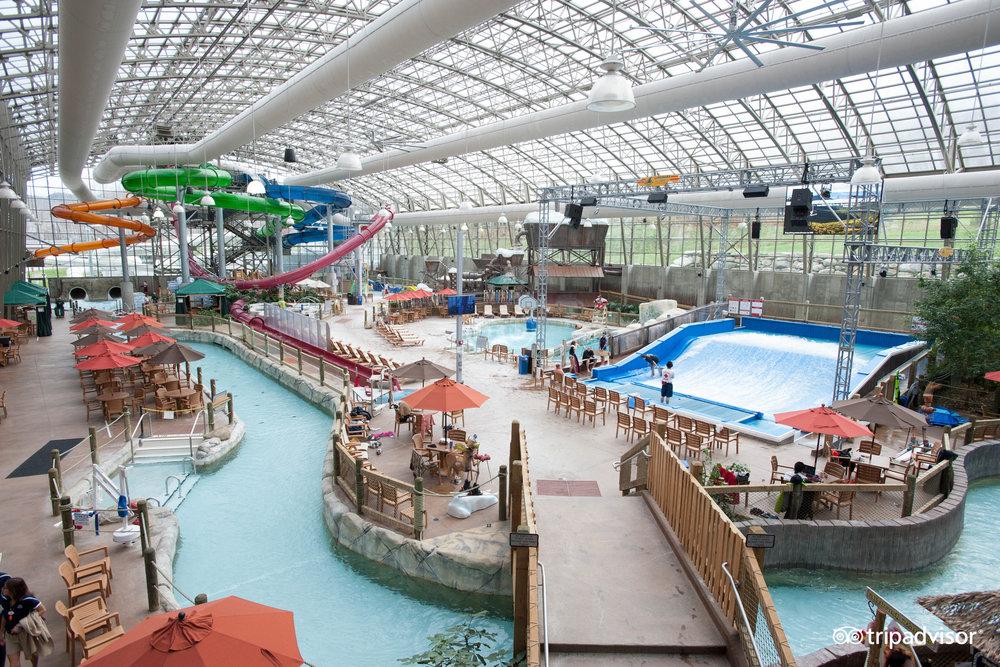 Jay Peak Hotel Water Park