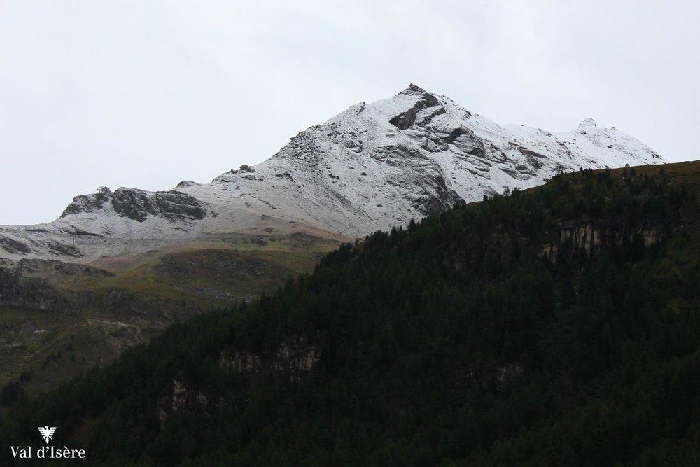 Val d'Isère (15.09.16) - © Facebook Val d'Isère