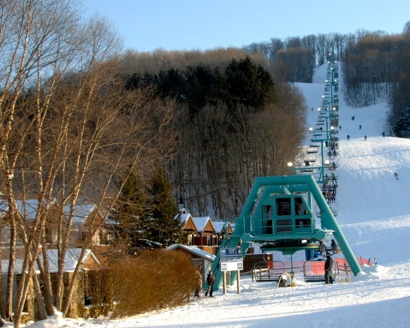 Inn At Holiday Valley Holimont Ski Area