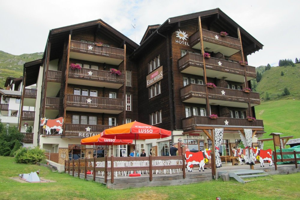 Hotel Edelweiss Riederalp