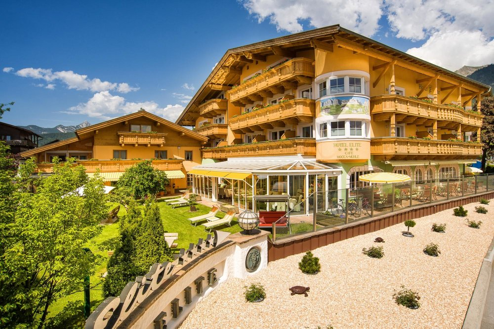 Hotel Elite Seefeld Garni