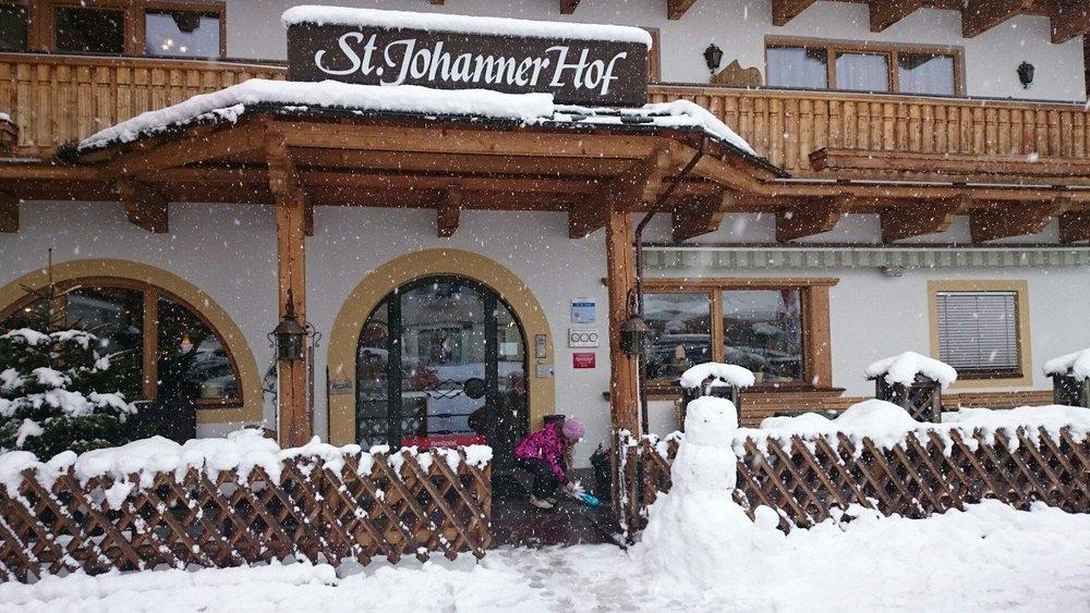 Hotel Saint Johanner Hof