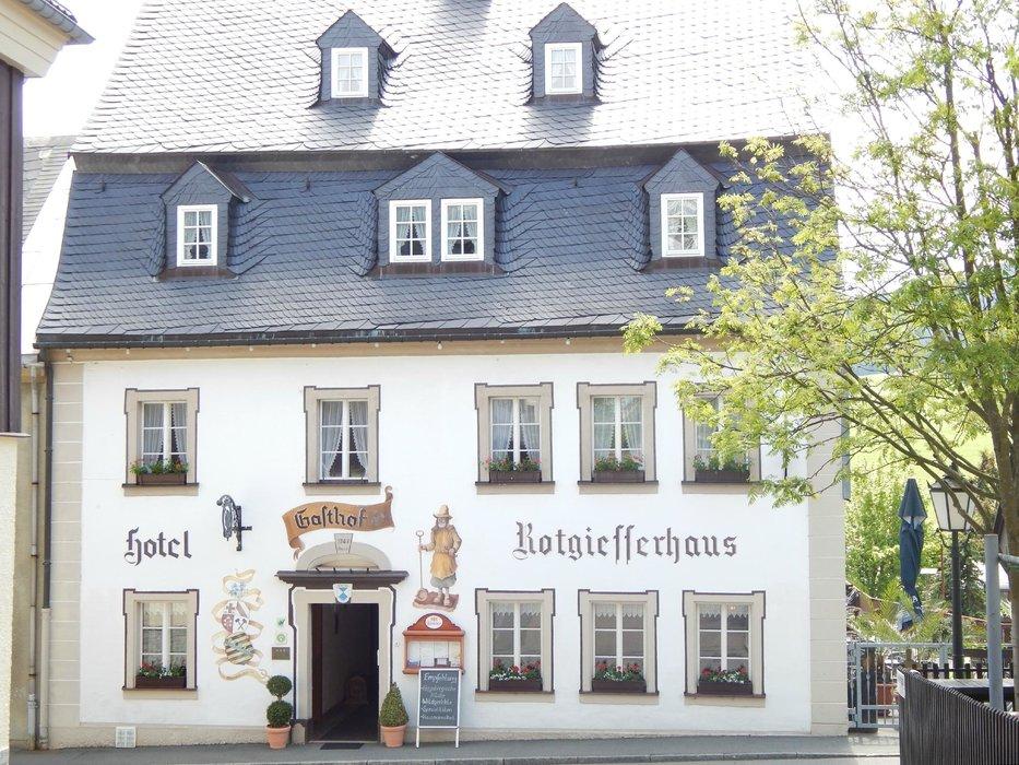 Hotel-Gasthof Rotgiesserhaus
