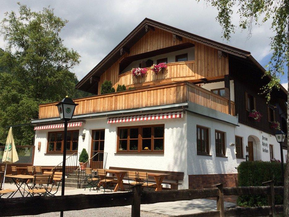 Aiplspitz Gasthaus-Pension
