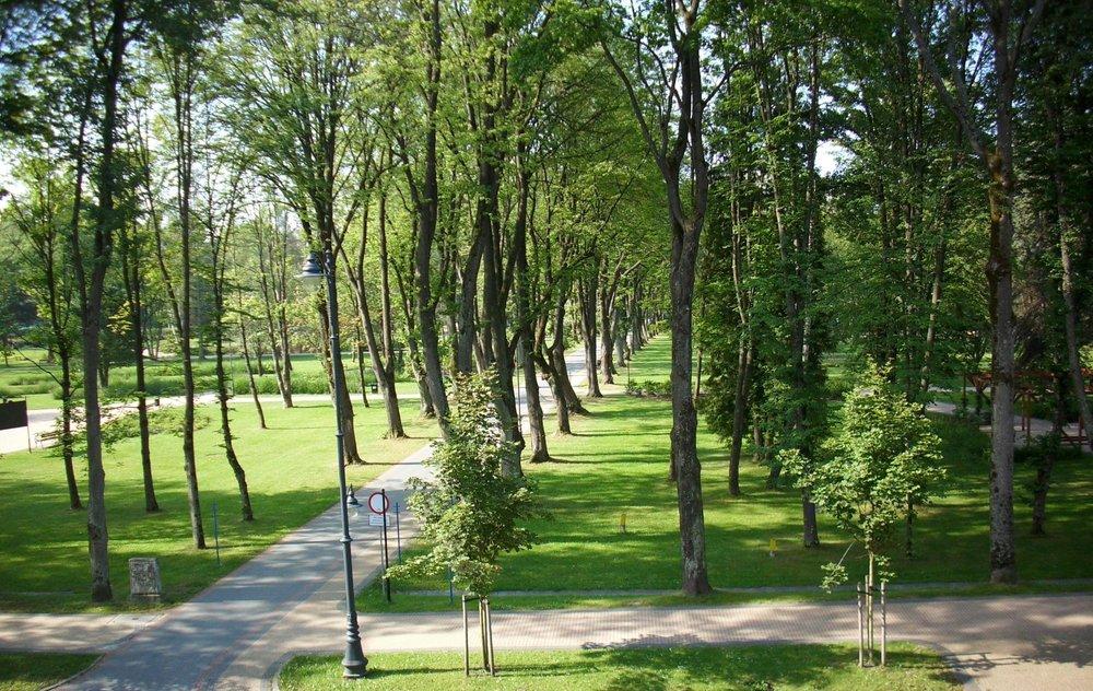 Parkowy Dworek