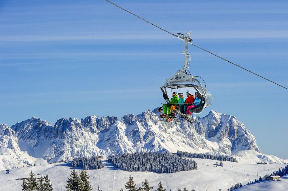 - © SkiWelt Wilder Kaiser - Brixental / Christian Kapfinger