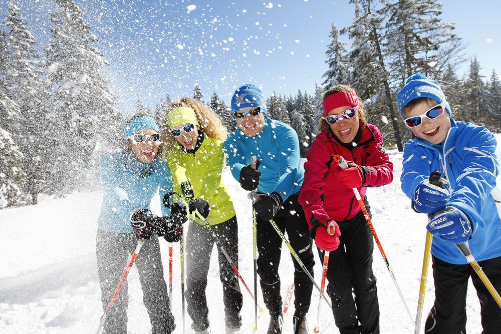 Métabief : paradis pour les amateurs de ski nordique - © Station de Métabief