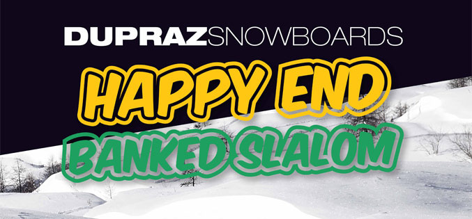 (event) - Happy End Banked Slalom