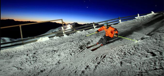 (generique) - Ski de nuit