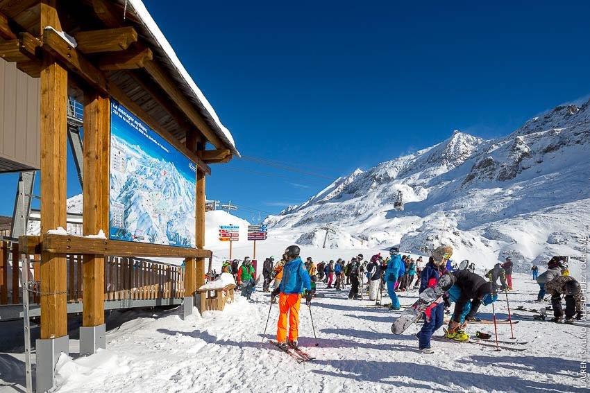 Alpe d'Huez Nov. 12, 2016 - © Alpe d'Huez