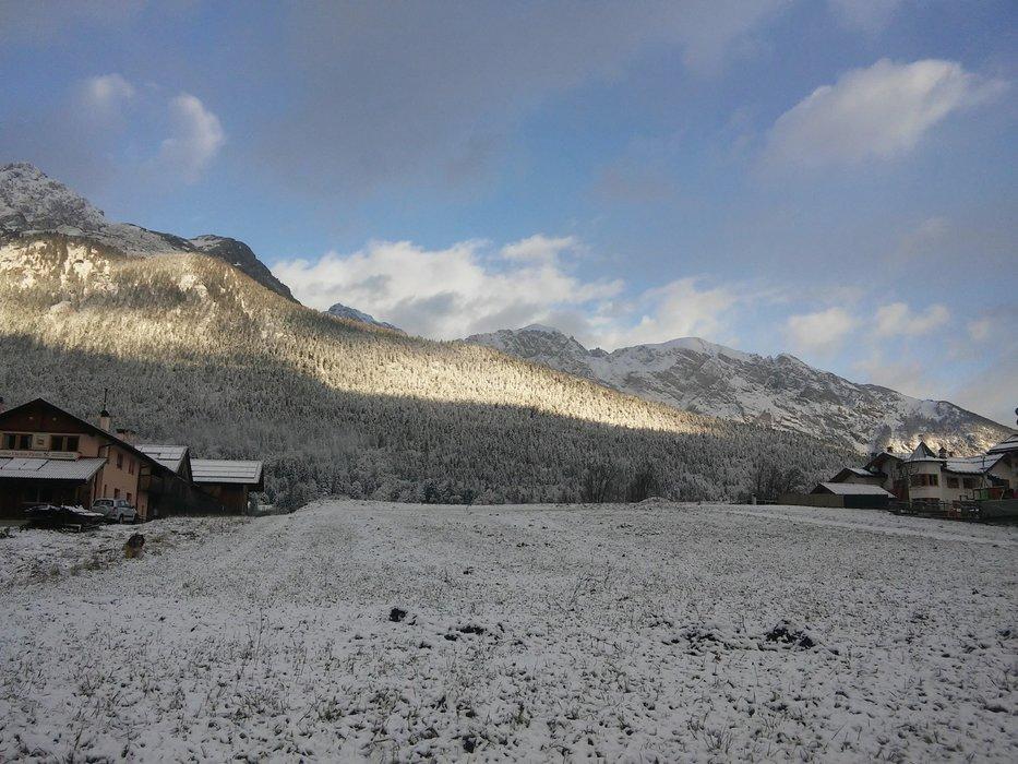 Paganella, Andalo 05.11.16 - © Visit Dolomiti Paganella Andalo Facebook
