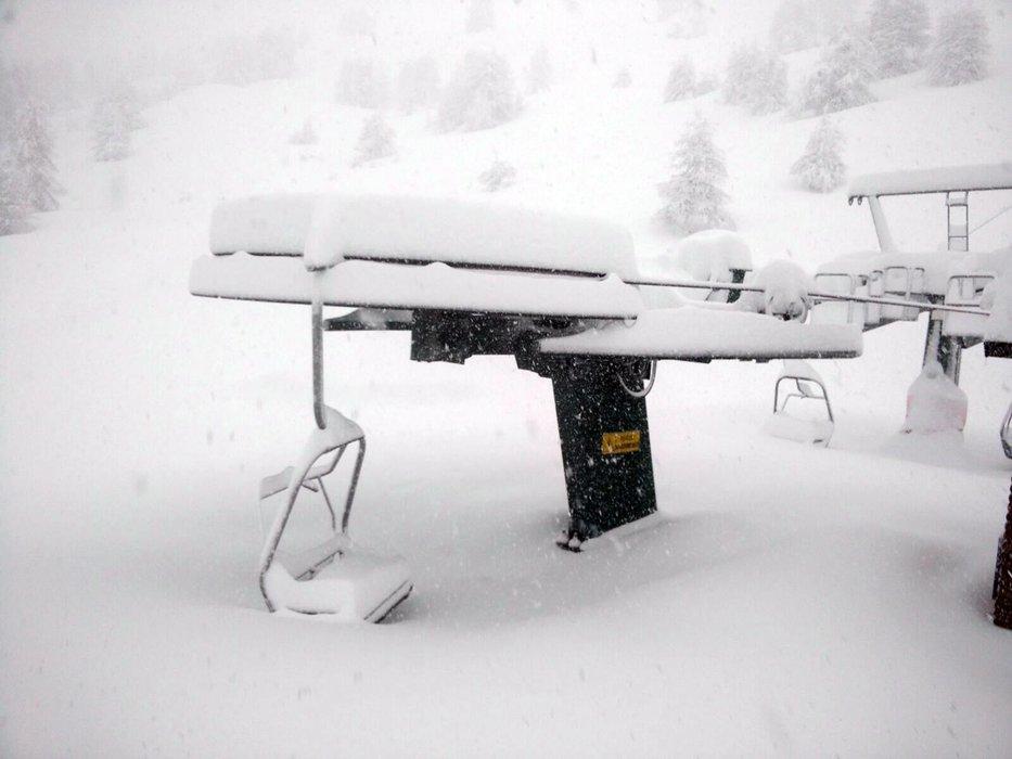 Bardonecchia Ski, 24.11.2016 - © Facebook Bardonecchia Ski