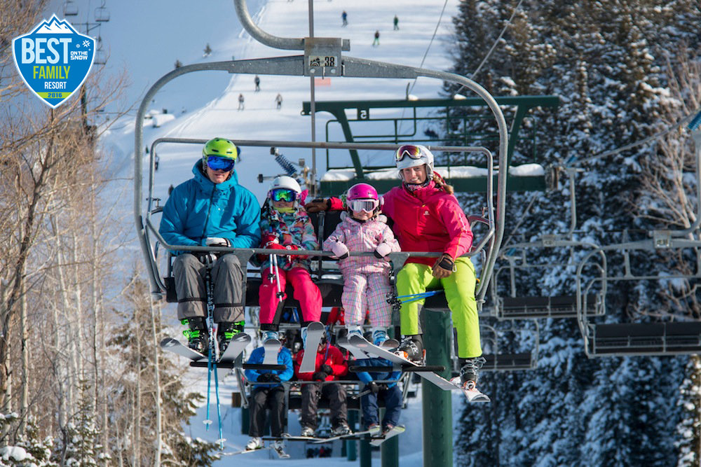 You never forget your first chair. - © Deer Valley Resort