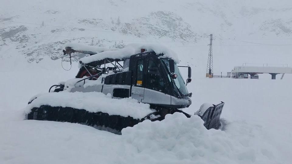 ey La Trinité - Monterosa Ski 23.11.16 - © Facebook Monterosa Ski