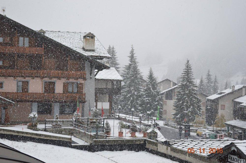Monterosa Ski 05.11.16 - © Monterosa Ski Facebook