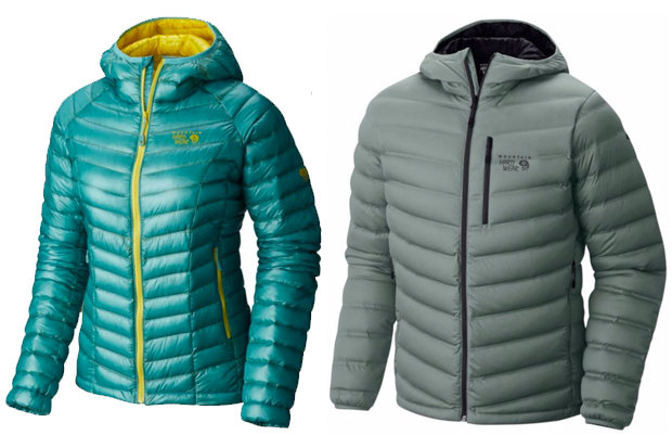 Mountain Hardwear Men's StretchDown™ Hooded Jacket & Women's Ghost Whisperer™ Down Hooded Jackets: $290/$350 Weightless warmth that stretches, packs down and goes with (or under) everything, we can think of no on-mountain/in-town occasion where these versatile jackets won't be your go-to. Go ahead, get one for yourself; you know you'll be jealous if you don't.