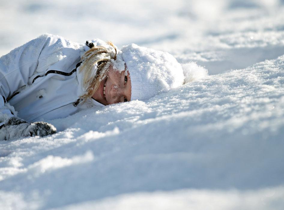 Les joies de la neige dans les stations des Montagnes du Jura - © CRT FRANCHE-COMTE