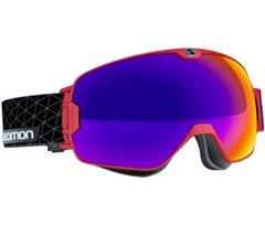 Masque de ski Salomon XMAX Red - © Salomon