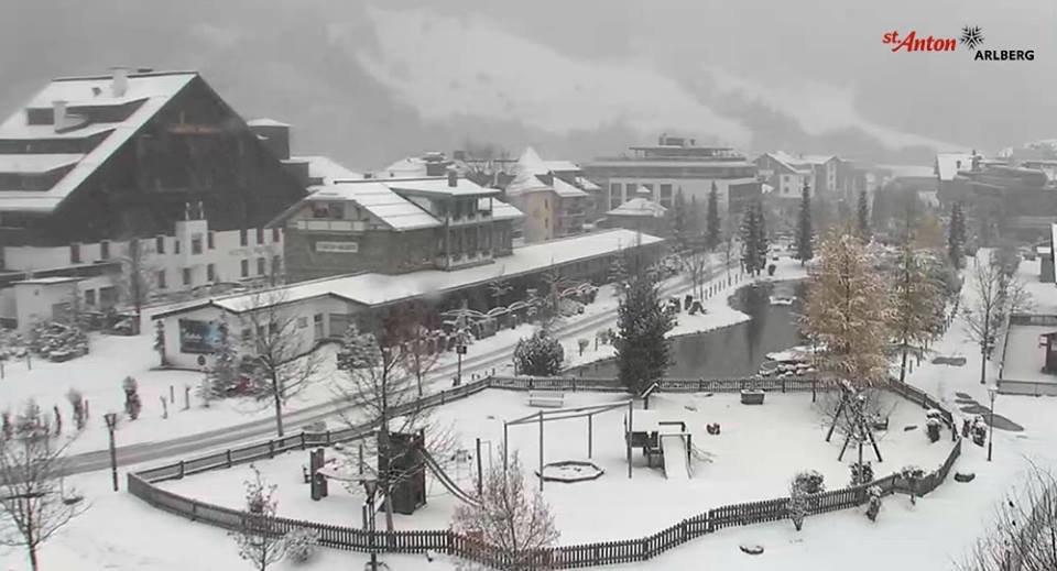 Sankt Anton am Arlberg 6.11.2016 - © FB St. Anton am Arlberg