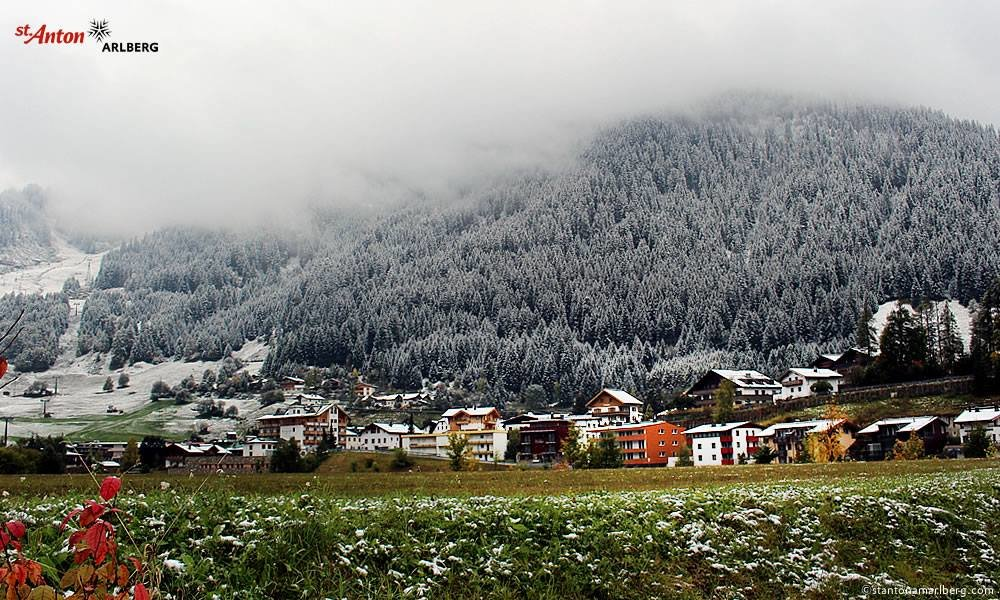 St. Anton am Arlberg 11.10.2016 - © St. Anton am Arlberg