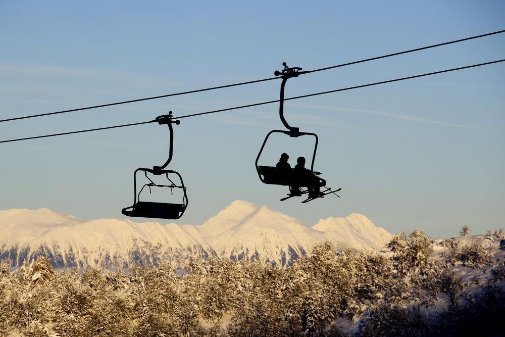 Vogel, het mooiste skigebied van Slovenië - © Slovenian Tourist Board