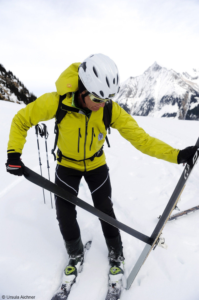 Skibergsteigen in Mayrhofen