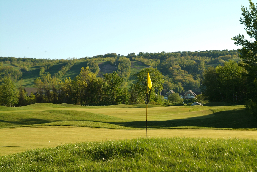 Blue Mtn ONT golf course