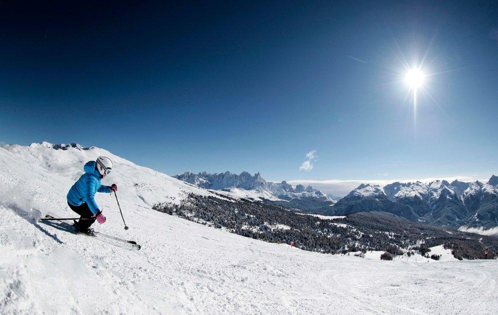 Skiarea Alpe Lusia - San Pellegrino - © Alpelusiasanpellegrino.it