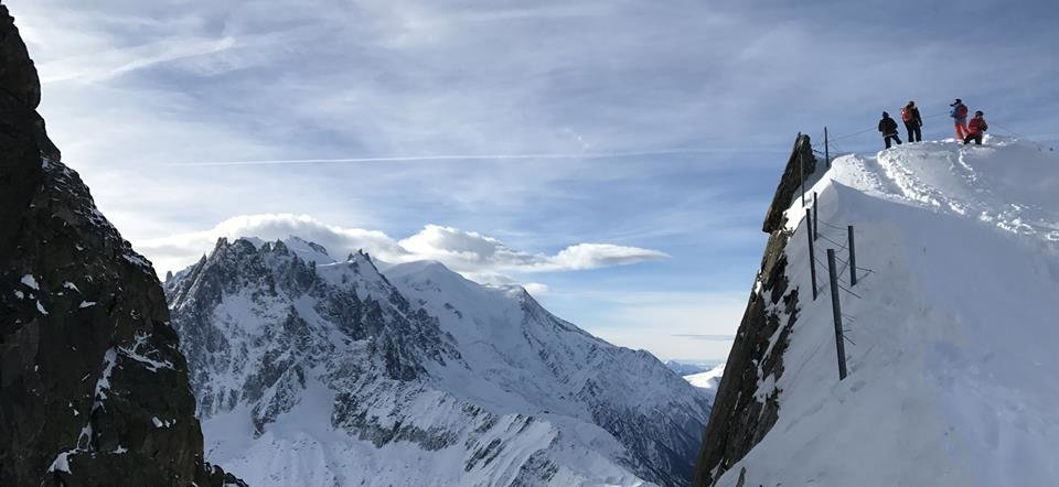 Chamonix Nov. 25, 2016 - © Chamonix Mont-Blanc