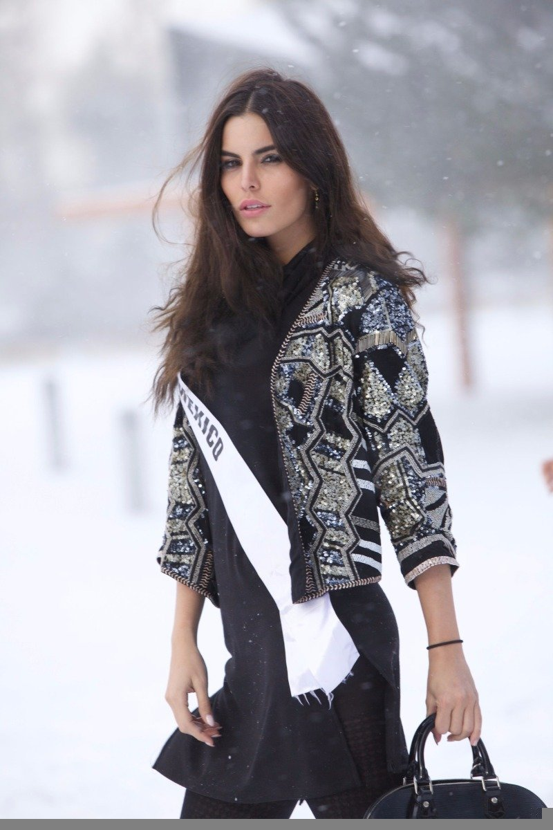 Finalistki konkursu Miss Supranational 2016 na Hrebienoku  - © Mieczysław Mieloch + p. Agnieszka Mocarska | AquaCity Poprad & Miss Supranational