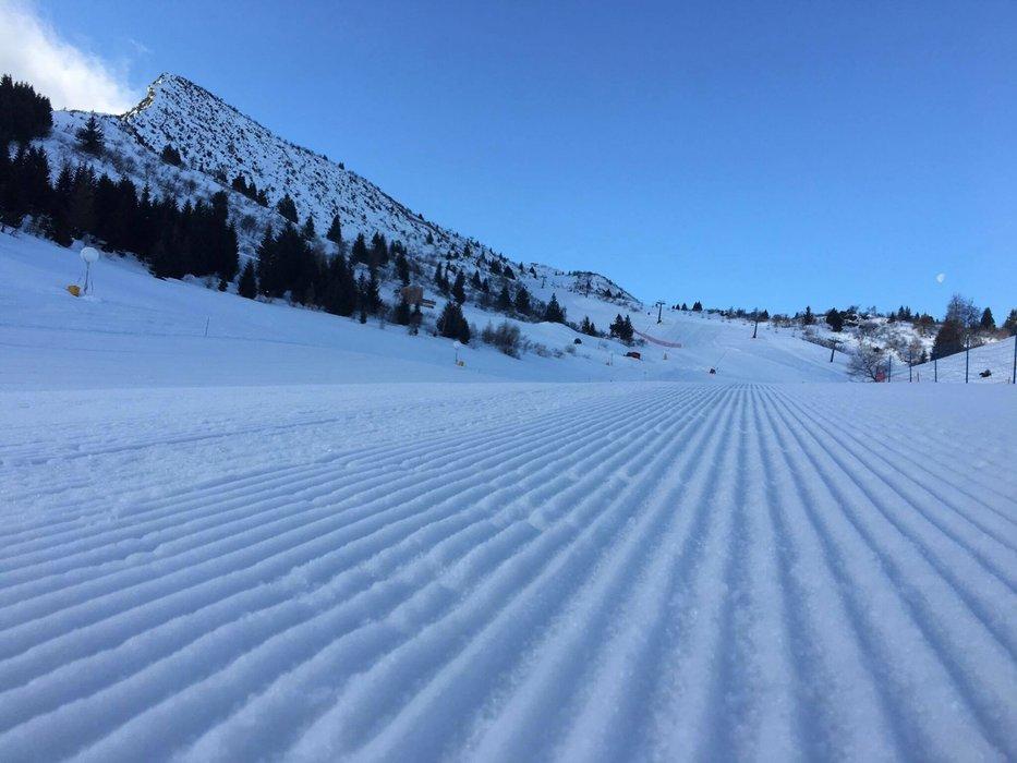 Monte Bondone 10.12.16 - © Trento, Monte Bondone, Valle dei Laghi Facebook