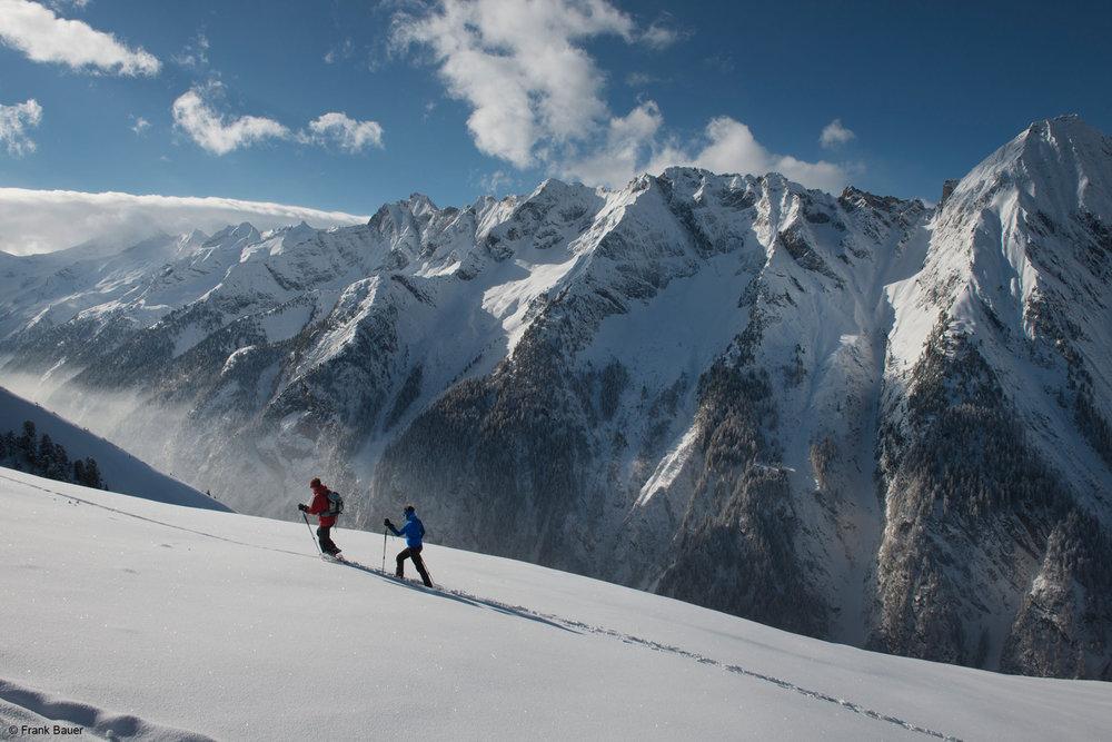 Narty w Mayrhofen - © Frank Bauer