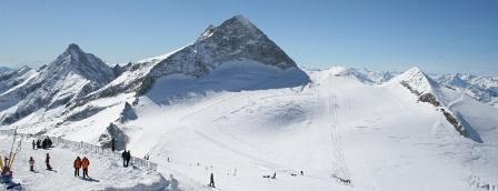 Glaciar Hintertux