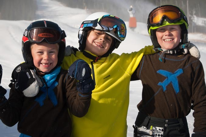 Trysil, ungerne stortrives!