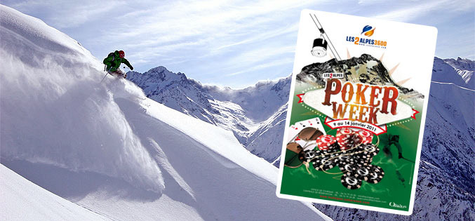 2 Alpes Poker week