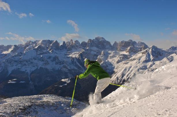 Moena - Alpe Lusia - Bellamonte